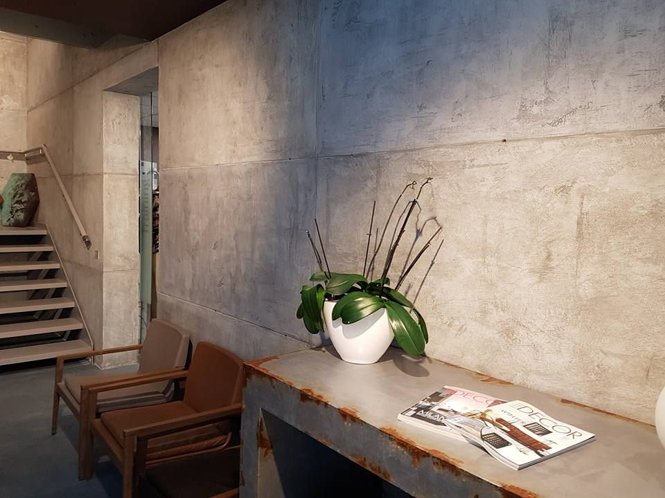 Beton look nova stuc & design